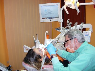 Intervento odontoiatrico in sedazione cosciente