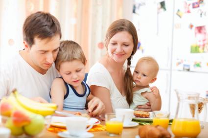 L'importanza della masticazione nella bocca dei bambini