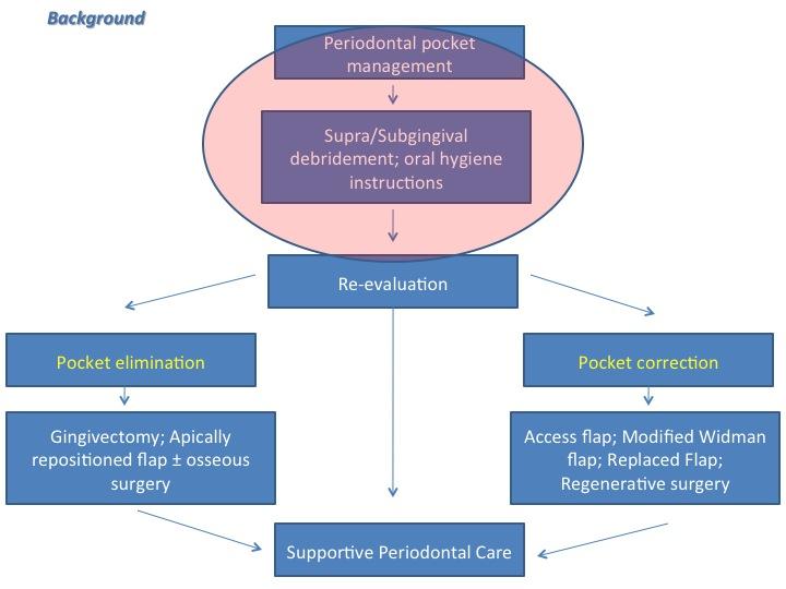 Generalità sulla fisiopatologia della malattia parodontale e sul suo trattamento.