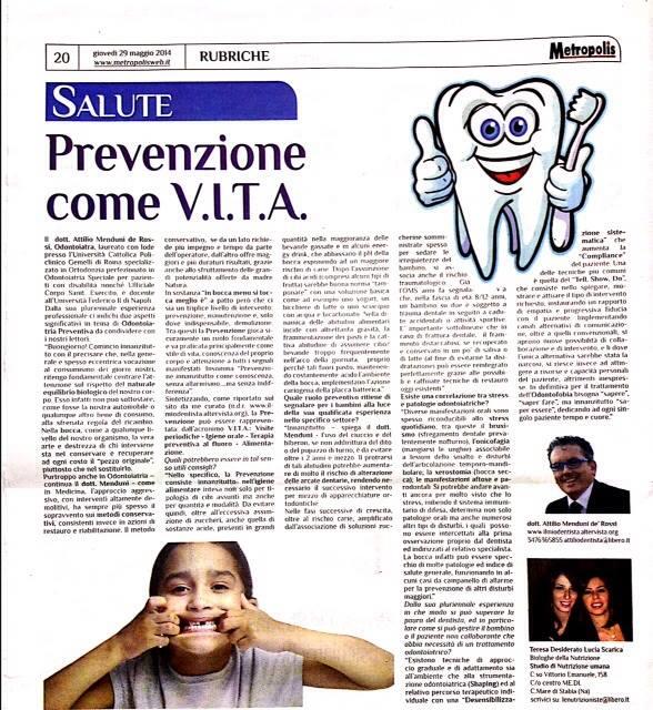 Prevenzione Igiene e V.I.T.A.