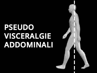 Pseudo visceralgie addominali -  correlato olostomatologico