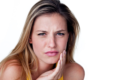 Il dolore provocato dalla carie - il mal di denti