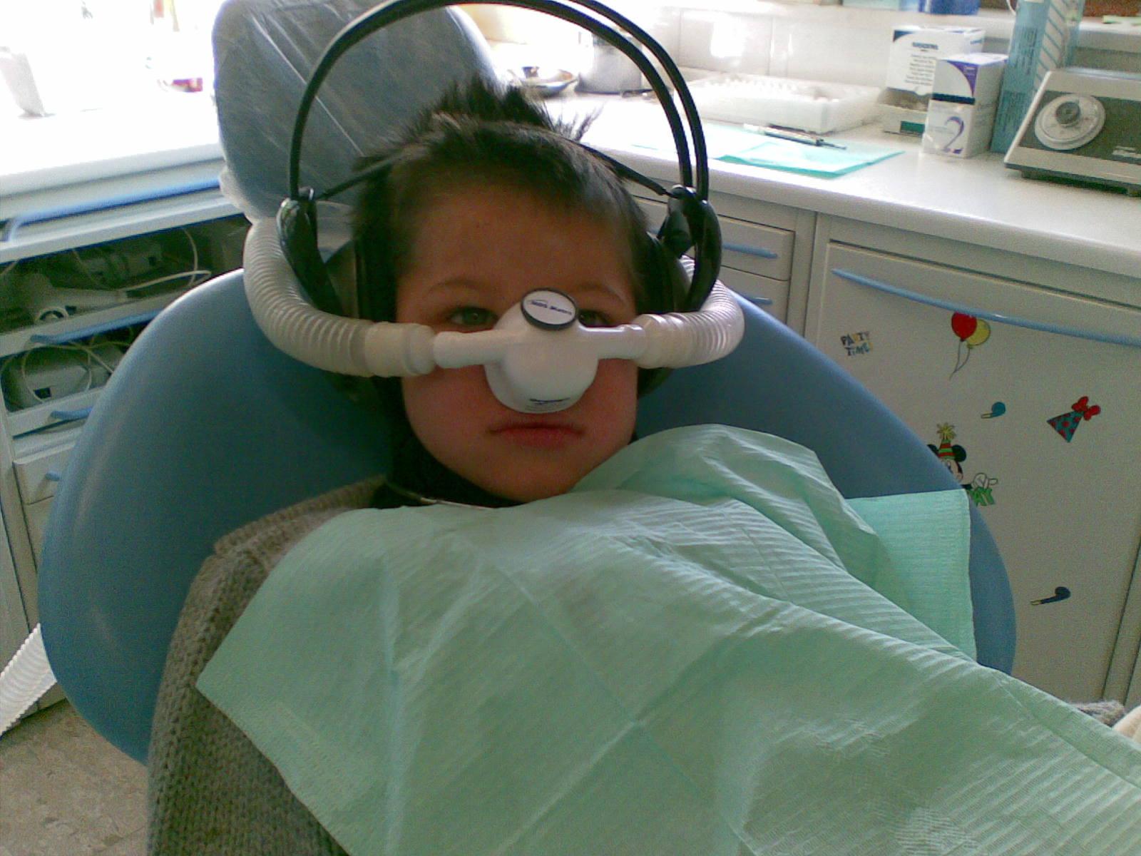 L'ozonoterapia in pedodonzia
