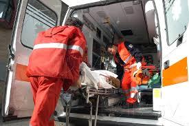 Perugia, ascesso a 102 anni: bisnonna operata sul lettino dell'ambulanza