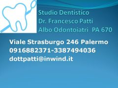 Dott. Francesco  Patti