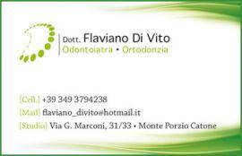 Dott. Flaviano Di Vito