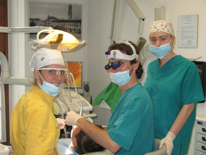 Centro Odontoiatrico Giannini Dentista Monza Monza E