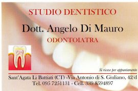 Dott. Angelo Di Mauro