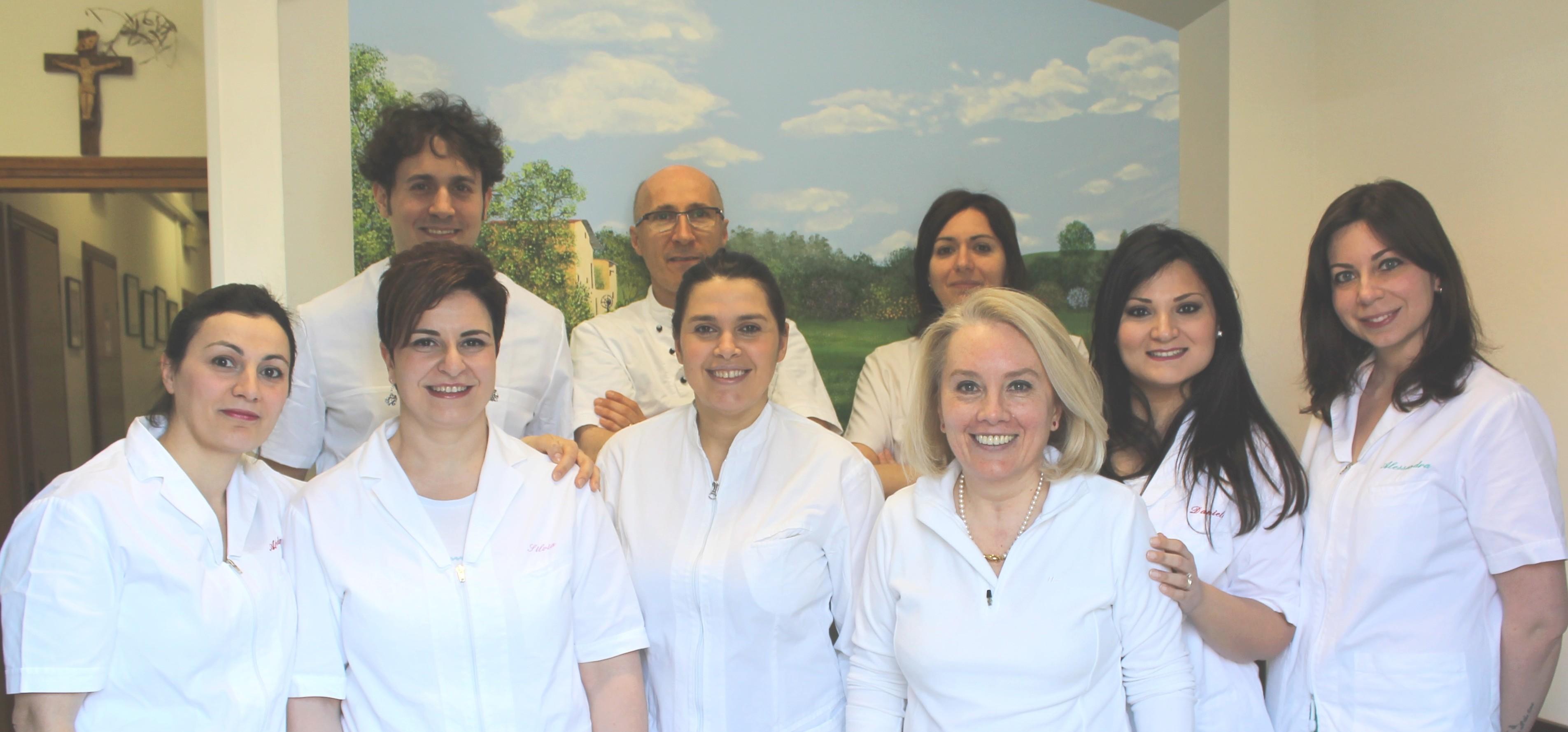 Trattamento di massaggio di psoriasi