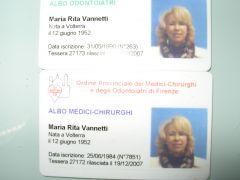 Dott.ssa Maria Rita Vannetti