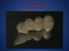 La zirconia-ceramica