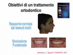 Masticazione e Ortodonzia