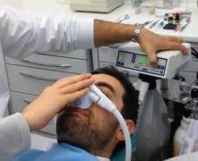 Intarsio su molare in paziente fobico, in sedazione con protossido d'azoto: parte 2