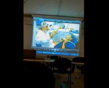 Università di Padova: lezione tenuta dal dr Caruso il14 aprile 2012