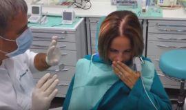 Importante riflesso del vomito (gag reflex) dal dentista risolto con sedazione cosciente