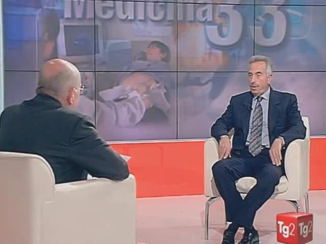 Intervento del Prof. Ambrosi a Medicina 33 di Luciano Onder