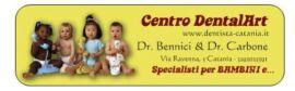 L'ortodonzia del terzo millennio. Dr. Bennici Orazio Centro DentalArt Catania